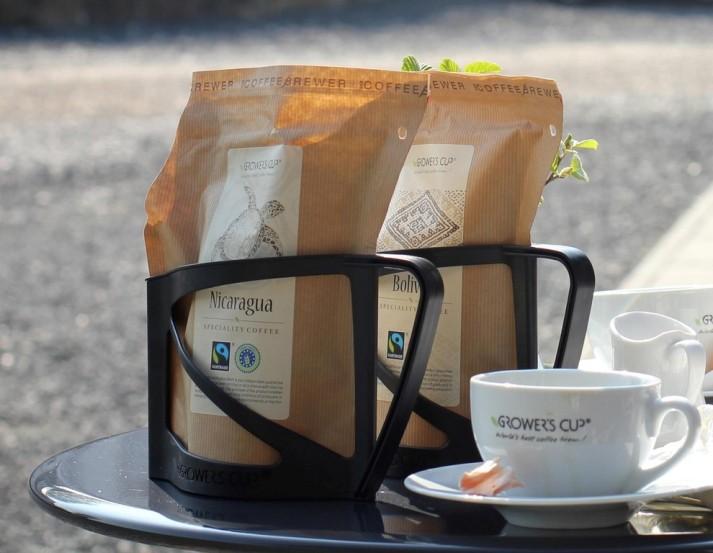 Nové druhy kávy na cesty