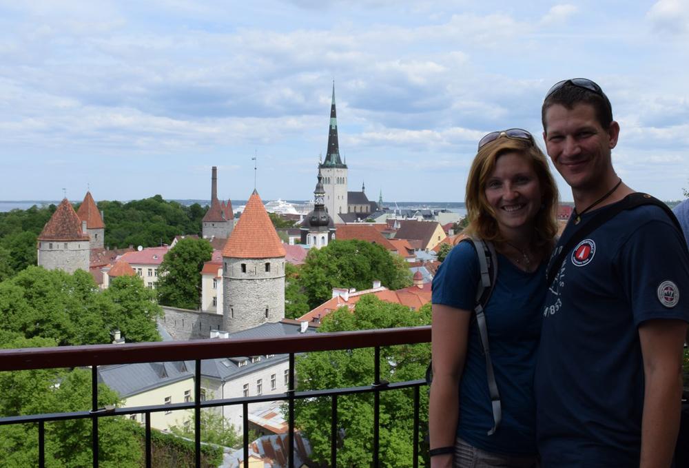 Estonsko v pěti dnech