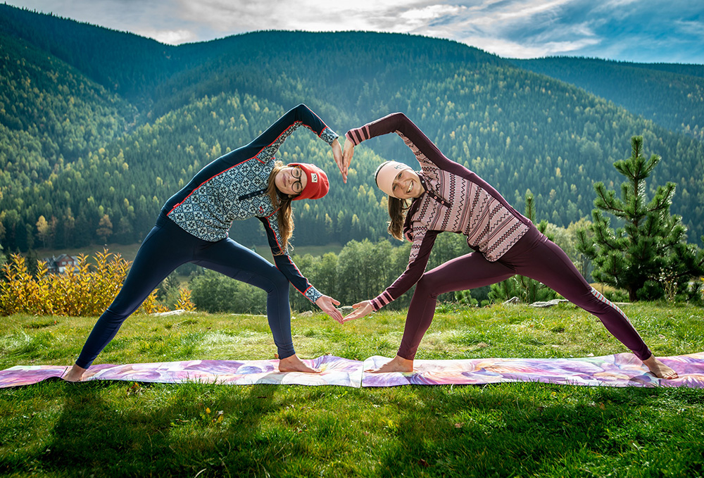 Zařaďte do svého tréninku jógu