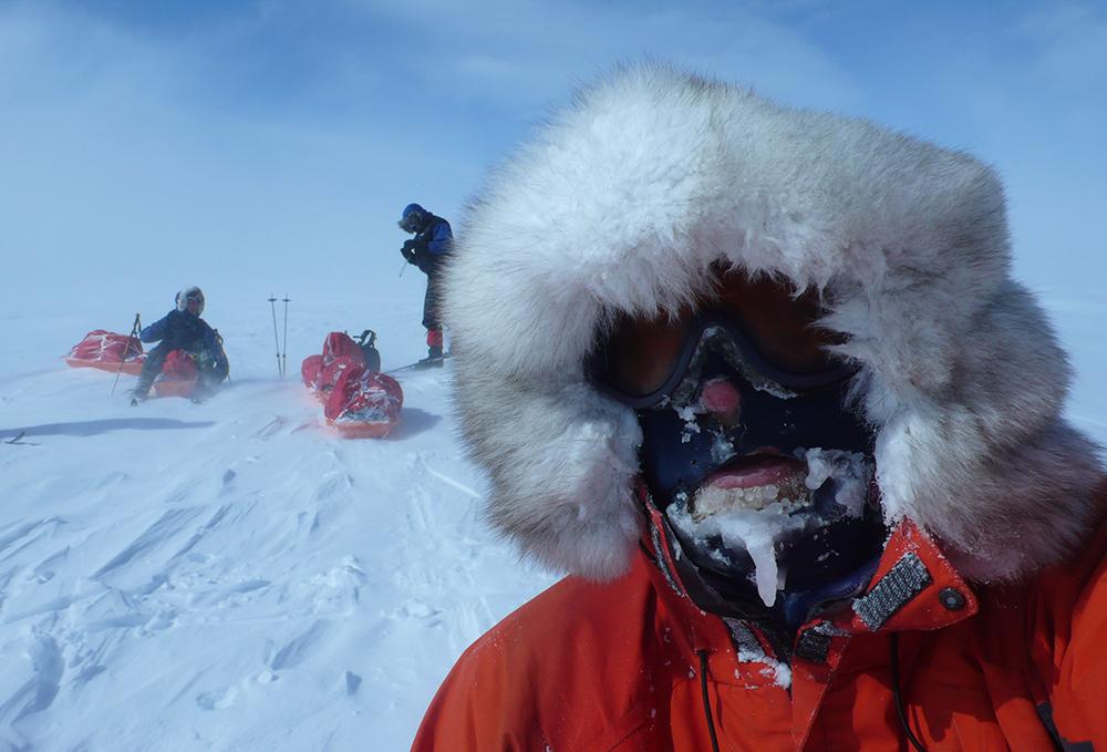 Cesta za zmizelým ledovcem