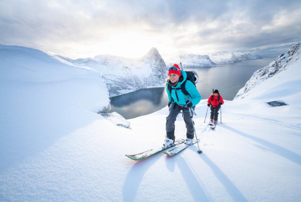 Jak začít se skialpem?