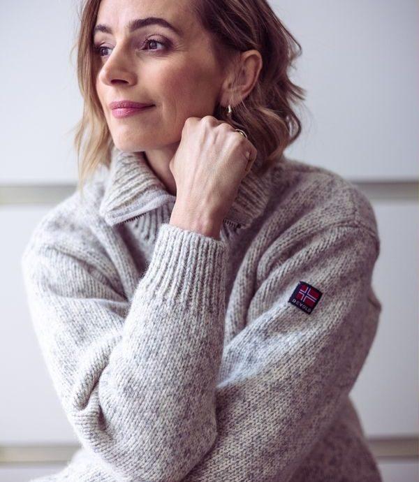 Ivana Jirešová nejraději obléká vlnu značky Devold
