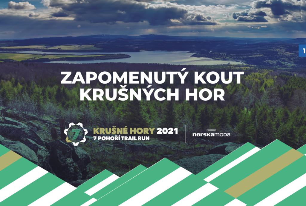 Krušné hory   7 Pohoří Trail RUN 18.9. 2021