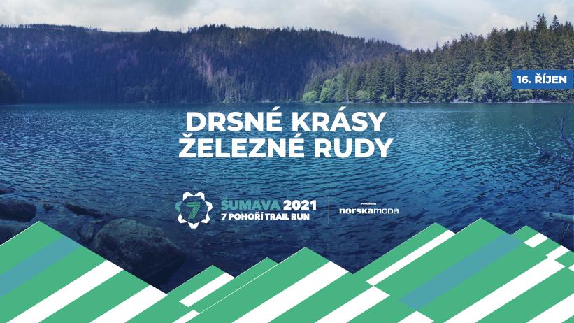 Pojďte si zaběhat! Poslední závod běžeckého seriálu 7 Pohoří zakončíme na Šumavě 16.10.2021!